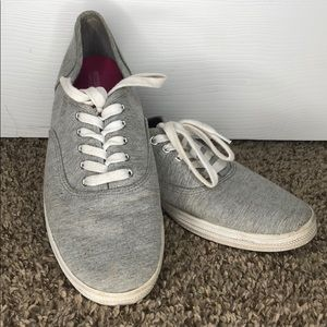 Cute Gray Tennis Shoes/Sneakers